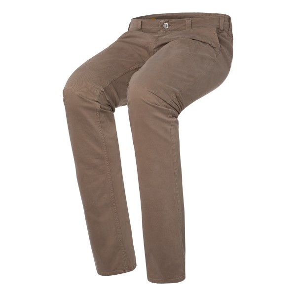 "KLAAS Herren Chino in Beige im ""Slim fit"" Style in Gabardine"