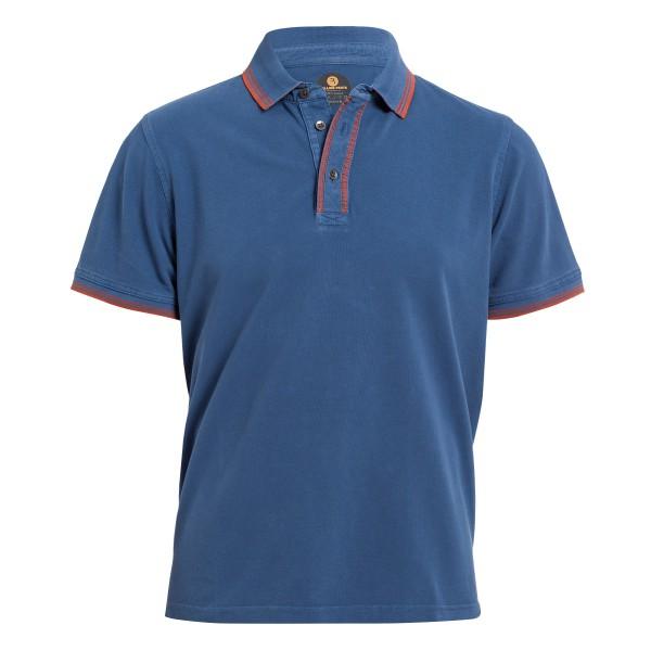 Herren Polo Shirt im Piquet Style
