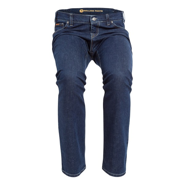 "CHRIS Herren-Jeans stone washed im ""Loose fit"" 5-Pocket Style in stretch Denim"