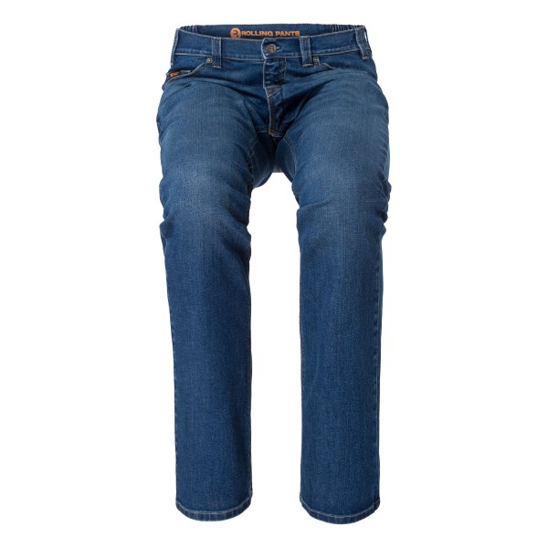 "COLIN Herren Jeans used Optik im ""Slim fit"" 5-Pocket Style in stretch Denim"