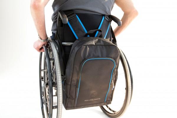 Rollstuhltasche mit intelligenter Fächereinteilung - Large